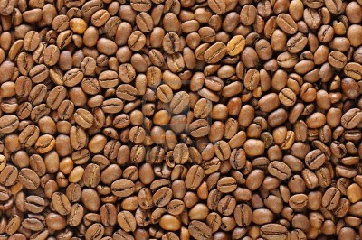 Aged Green Coffee